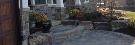 Paving Stone Accent Borders